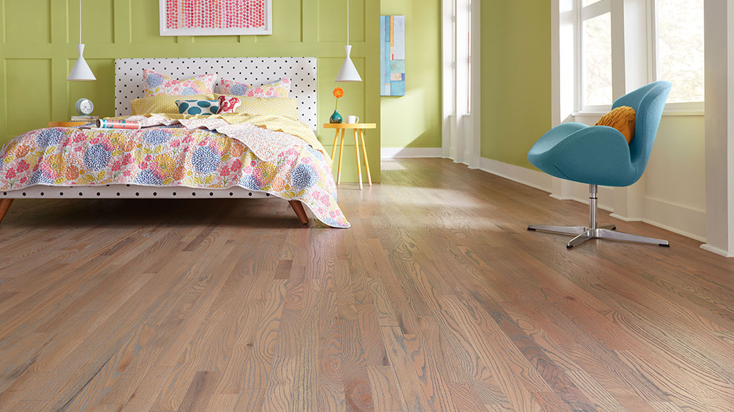We'll sand, stain and finish your flooring in no time